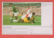 West Germany v Peru Muller 1970 World Cup 37